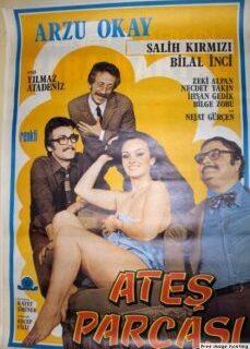 Ateş Parçası 1977 Yeşilçam Arzu Okay Filmi Full İzle tek part izle