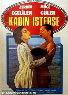 Kadın İsterse 1979 Zerrin Egeliler ve Müge Güler Filmi İzle full izle