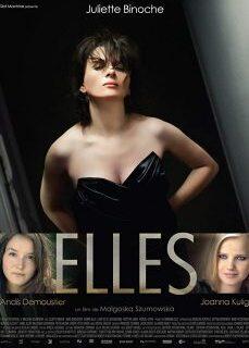 Paris'li Sex Kızları Filmi Elles full izle