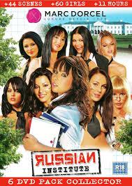 Russian Institute Lesson 10 izle DVD Rus Erotik Filmi tek part izle
