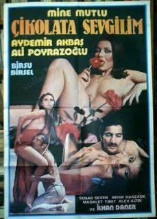 Çikolata Sevgilim 1975 Yeşilçam Erotik Öykülü Film İzle