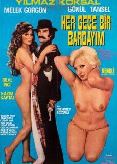 Her Gece Bir Bardayım 1974 Yeşilçam Filmi İzle full izle